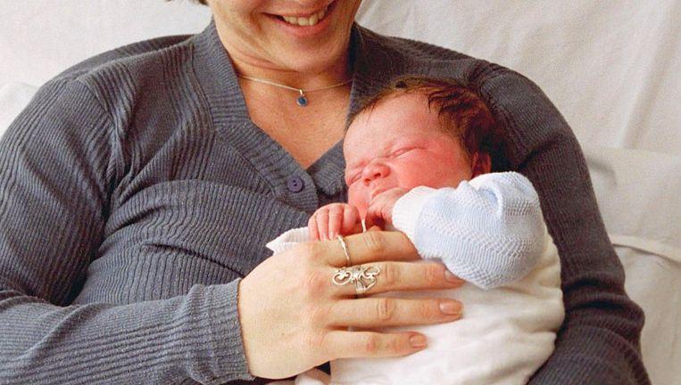 Daan en Anna waren in 2016 de populairste kindernamen volgens de SVB. Beeld anp
