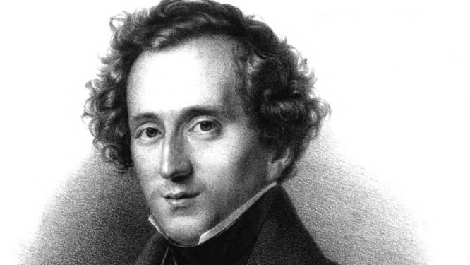 Mendelssohn galmt uit de kerk in Brouwershaven op de dag van de reformatie