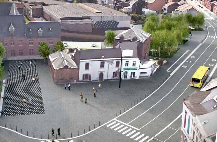 Le projet du BHNS doit remodeler la mobilité à Charleroi