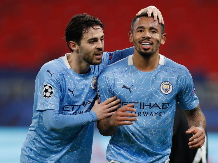 Manchester City zet indrukwekkende reeks voort in Champions League