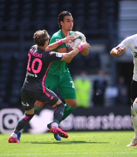 Kelle Roos mag bij Derby even zijn klasse tonen: 'Wayne Rooney weet dat ik hongerig ben'