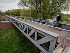 'Behoudt de Langstraatspoorbruggen' tegen alternatief plan snelfietsroute tussen Waalwijk en Drunen