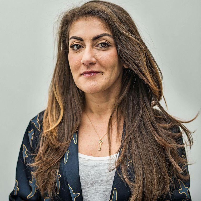 Voor Dilan Yesilgöz-Zegerius is haar nieuwe portefeuille geen onbekend terrein. Ze was eerder woordvoerder klimaat voor de VVD. Beeld Guus Dubbelman / de Volkskrant