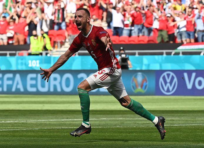 Attila Fiola heeft de score geopend.