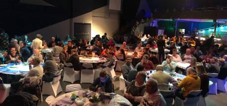 Kerstdiner voor minima nog altijd ongekend populair in Bergen op Zoom