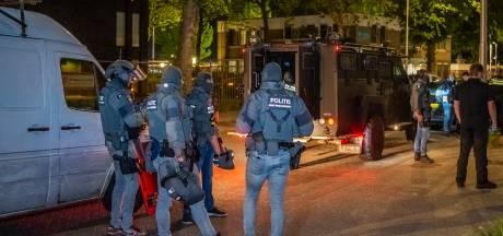 25-jarige vrouw aangehouden bij inval Tilburg waarbij pantservoertuig werd ingezet