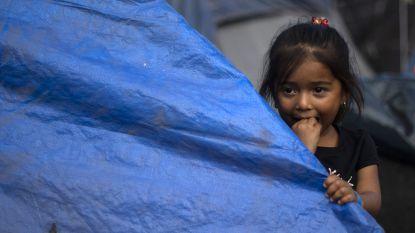 Guatemalteeks meisje (7) sterft terwijl ze vastgehouden wordt door Amerikaanse grenspolitie
