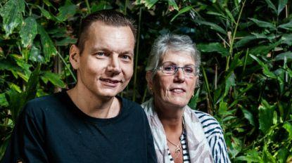 """Marja gaf haar nier aan een wildvreemde: """"Mijn enige voorwaarde was om Dénis te leren kennen, ik wilde mijn nier niet anoniem weggeven"""""""