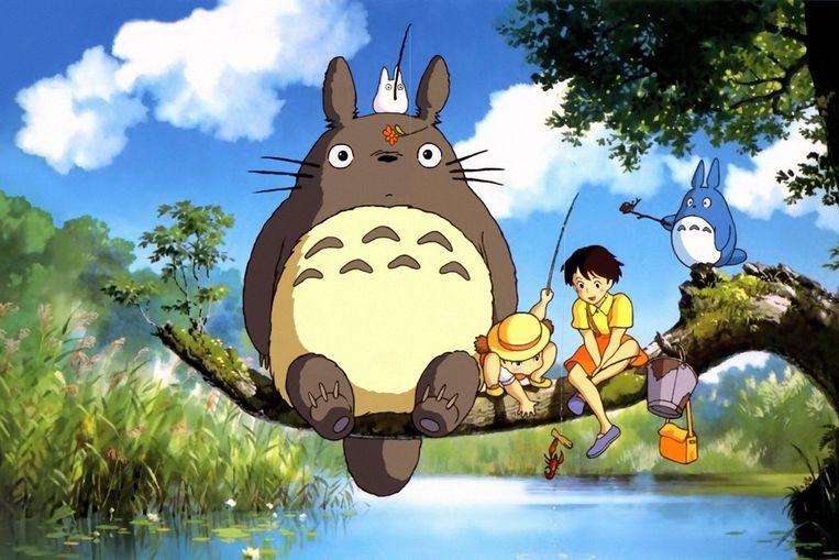 My Neighbor Totoro van Hayao Miyazaki. Beeld