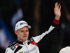 Le champion du monde Ott Tänak rejoint Thierry Neuville chez Hyundai