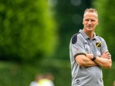 De Graaf over ontbreken Immers bij NAC: 'Ik twijfel of hij volgend seizoen nog voetballer is'