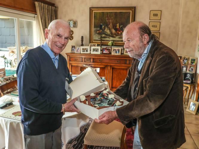 """Camps interviewt de immer vurige Michel Verschueren, vandaag 90: """"Die smeerlap van een corona vergalt mijn ouwe dag"""""""