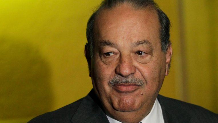 Carlos Slim. Beeld REUTERS