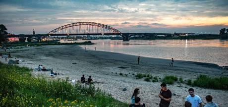 Een avond langs de 'ongure' strandjes van Arnhem en Nijmegen: 'Je moet gewoon op je hoede zijn'