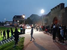 Wapenstok is wel gepakt in Harderwijk, maar er is niet mee geslagen, stelt de politie