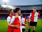 Feyenoord in 93 seconden langs Sparta en treft FC Utrecht in finale play-offs