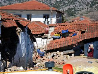 Griekenland opnieuw getroffen door aardbeving