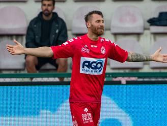 """Matchwinnaar Teddy Chevalier scoorde eindelijk opnieuw voor KVK: """"Omdat er weer publiek op tribunes zat"""""""