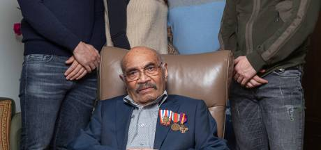 Molukse ex-Knil-militair Frits Nussy (100): 'Nederland heeft ons besodemieterd'