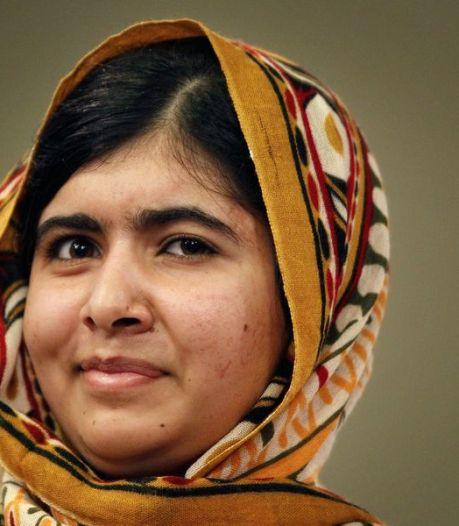 Malala reçoit le prix le plus prestigieux d'Amnesty