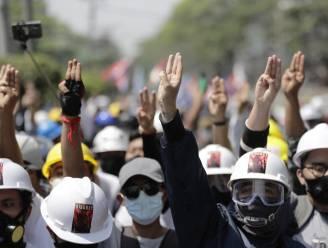 Doden en gewonden bij nieuwe demonstraties in Myanmar