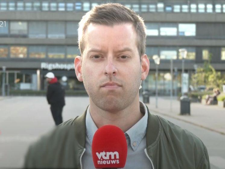 """Onze man in Kopenhagen: """"Dokters vragen zich af of enkel hart bij Eriksen tegenstribbelde"""""""