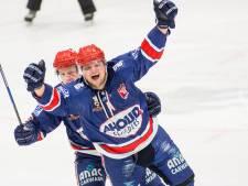 Routinier De Jong wil met Devils 'doorklappen' in de play-offs