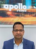 Financieel bestuurder Vishal Mittal van Apollo Tyres Europe.