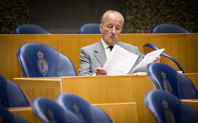 Theo Hiddema van FvD: nu eens niet in een rechtszaal