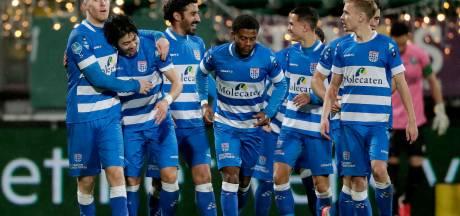 Wel punten, nauwelijks kansen en goals: de plussen en minnen van PEC Zwolle