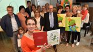Prentenboek 'KikkerCas' steltkindjesinhetziekenhuisophungemak