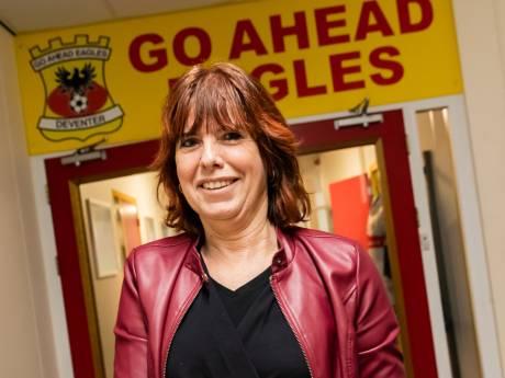 GA Eagles in rouw: clubvrouw en vrijwilligster Karin (55) overleden