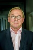 Wethouder Henk Plaizier.