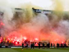 NAC wil afstand met supporters verkleinen en gaat vaker in stadion trainen