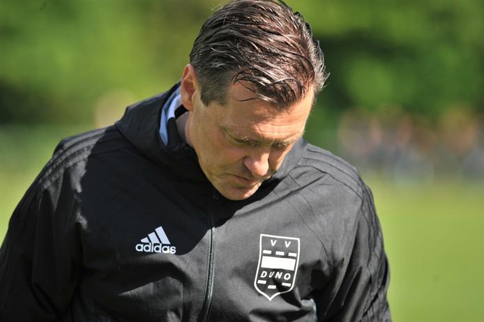 Jan Oosterhuis heeft geen club meer.