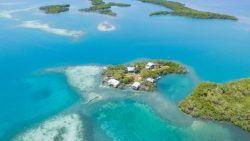 Voor de geïntresseerden: privé-eiland te koop voor kust van paradijselijk Belize