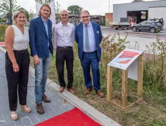 """Bedrijventerrein Hekkestraat Hofstade onderging grondige make-over: """"Elke bedrijvenzone van Dender Noord zal een vernieuwing ondergaan"""""""