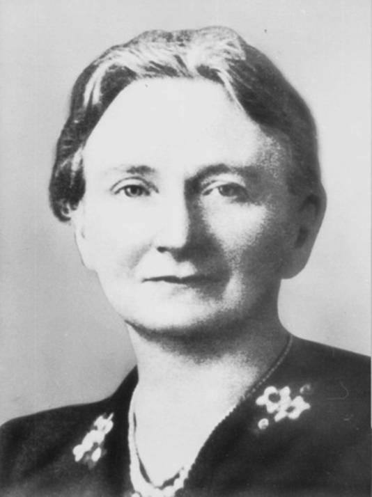 Mevrouw H.T. Kuipers-Rietberg (Tante Riek).