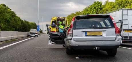 Meerdere gewonden bij ongeval Oosterhout: veroorzaker geeft positieve blaastest