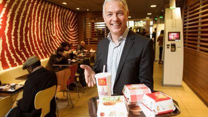 McDonald's wil zeker 4 nieuwe restaurants in België openen en 25 miljoen euro investeren