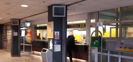 NS sluit loketten op station in Den Bosch: 'Onvoldoende belangstelling'