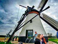Van 'stompje' tot stralend middelpunt: bezoekers nemen kijkje bij gerenoveerde molen Souburgh