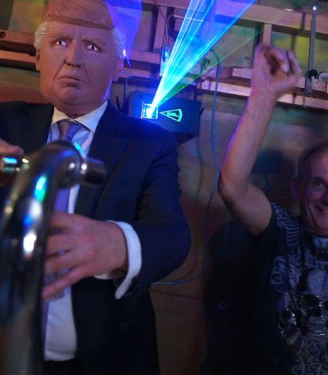 Johan Vlemmix maakt campagnelied voor Donald Trump: 'Met mooie dames, daar houdt 'ie van'