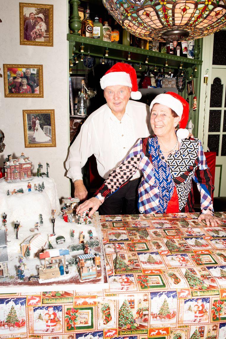 Lyda Hoffschlag en Bert Hoffschlag. Beeld Marjolein van Damme