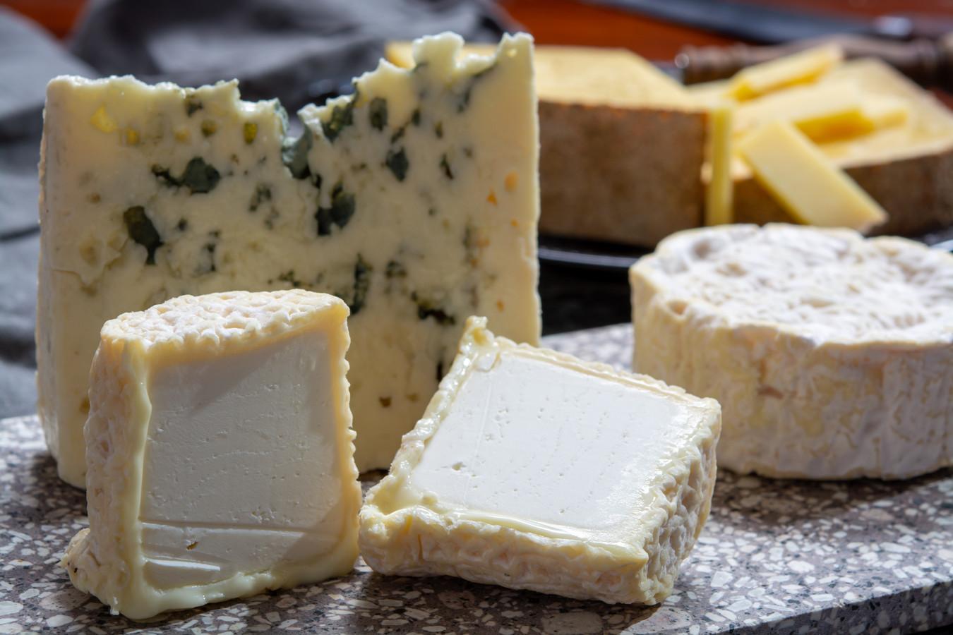 Franse kaasmakers kiezen vaak voor rauwe melk.