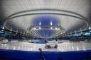 Het door corona ingekorte schaatsseizoen vindt volledig plaats in de 'bubbel' van Thialf.