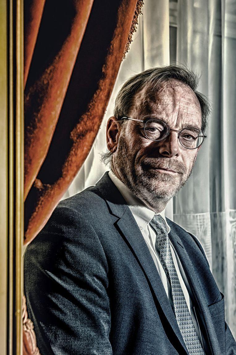 Peter De Roover Beeld Geert Van de Velde