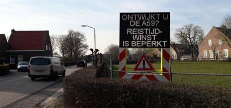 Ultimatum voor aanpak sluipverkeer in Langstraat-dorpen