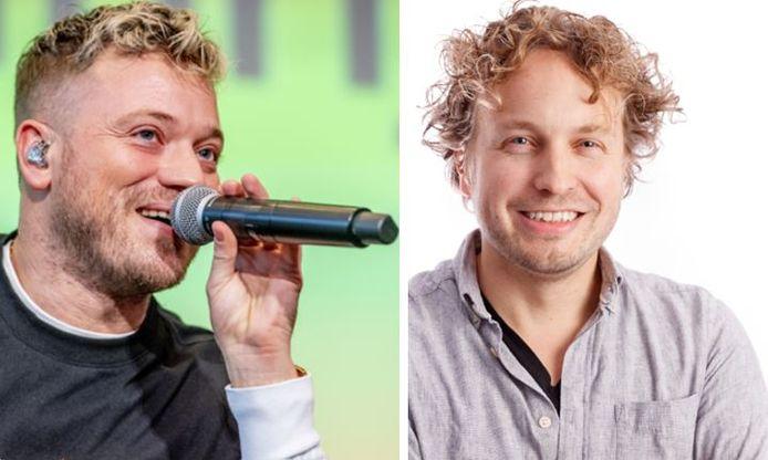 Alleen liefde kan het coronavirus overwinnen, beweert rapper Gers Pardoel. Stop die liefde maar in je liedjes, vindt columnist Niels Herijgens.