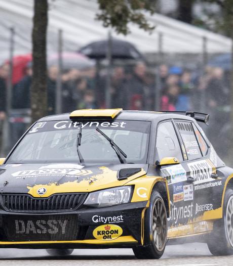 Melissa Debackere wint Conrad Twente Rally